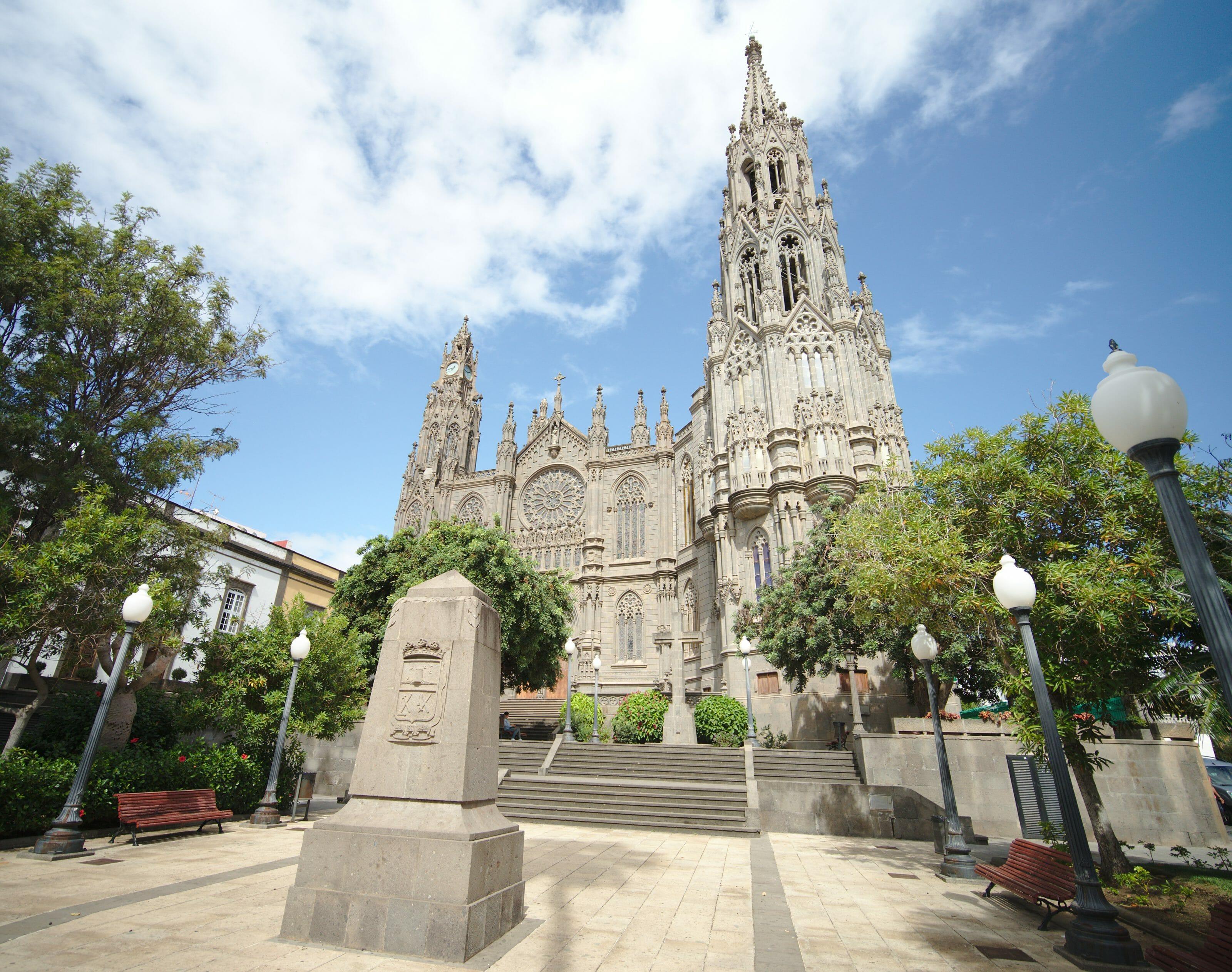 église de Arucas