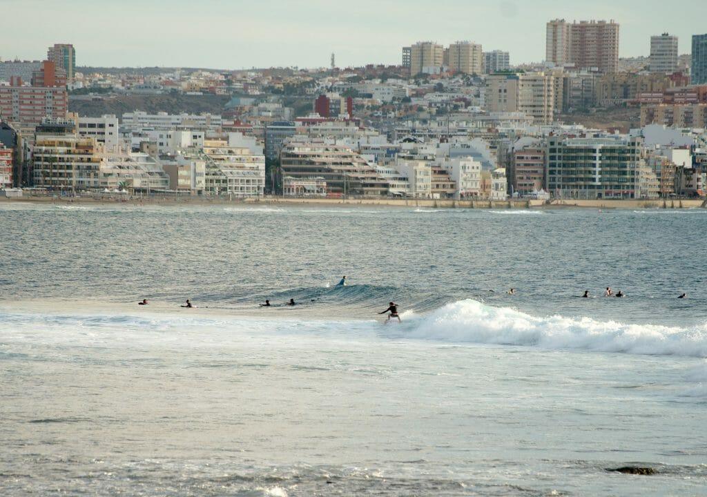 surf el confital
