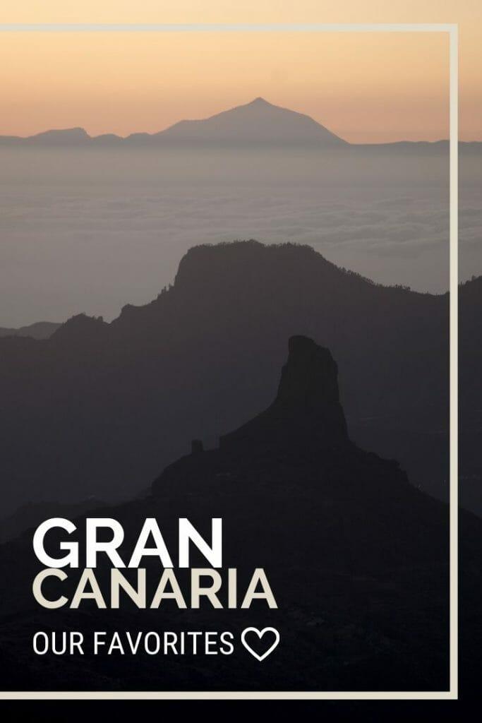 favorite spots gran canaria