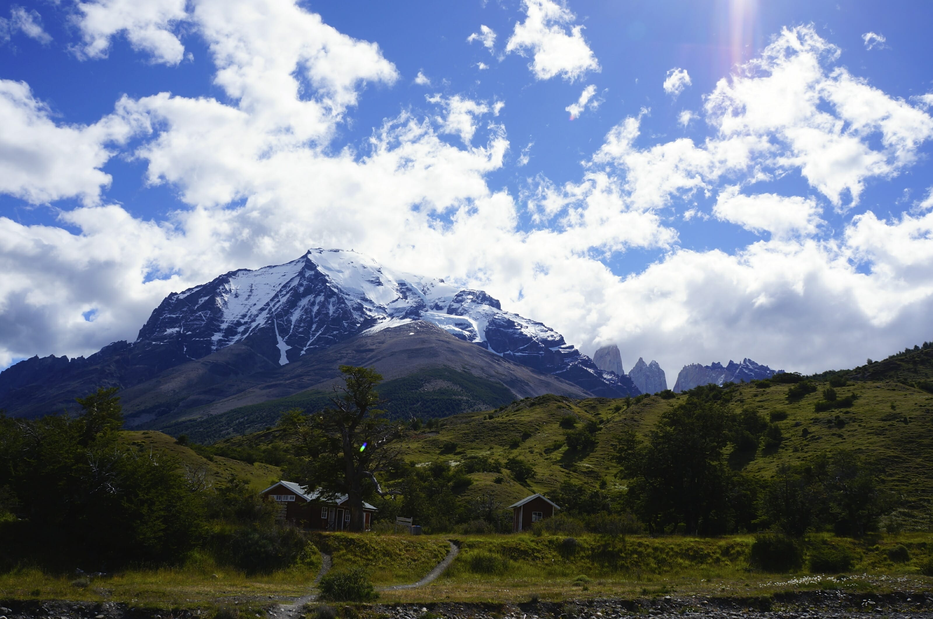 montagnes cili