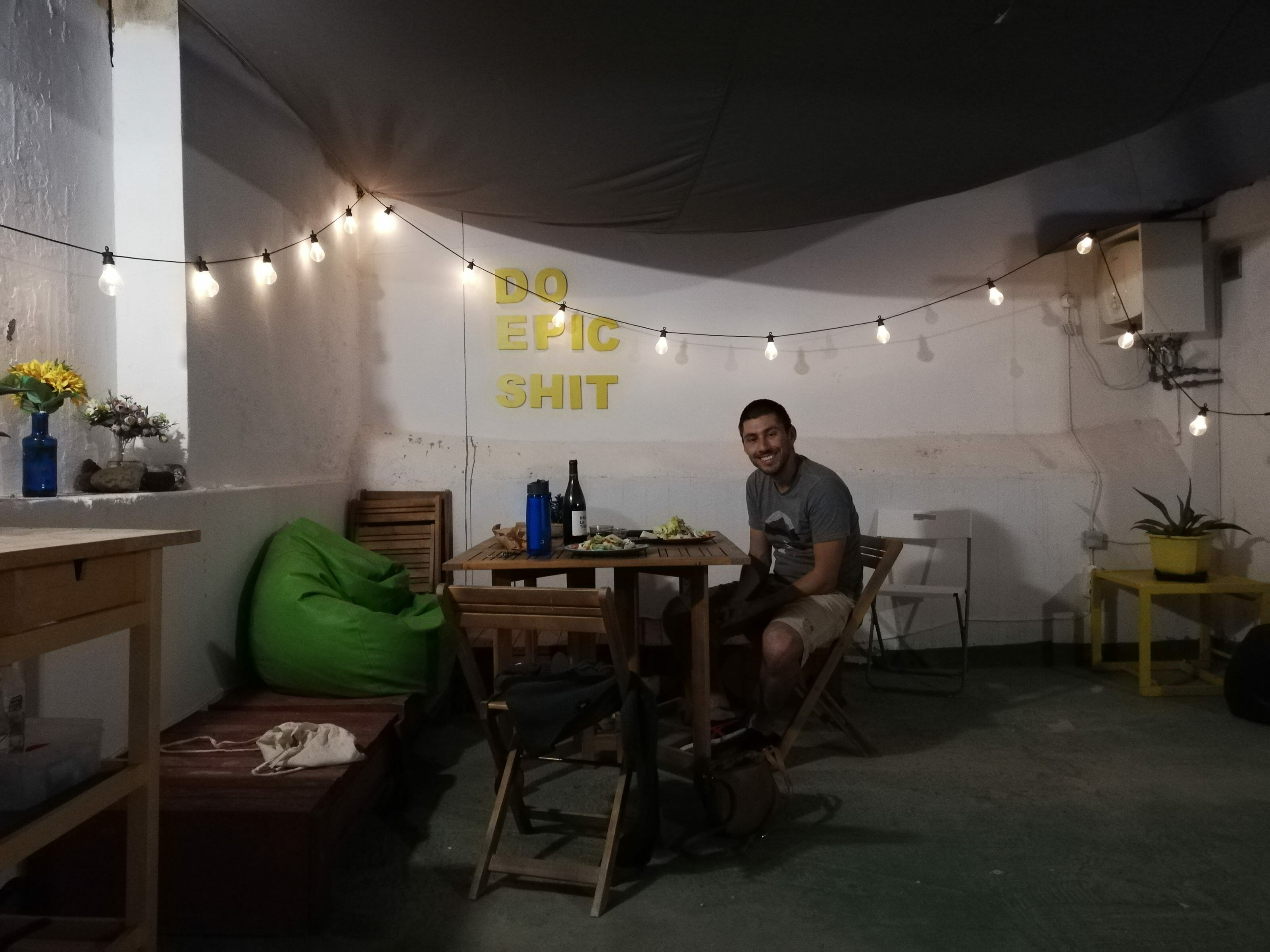 rooftop coliving