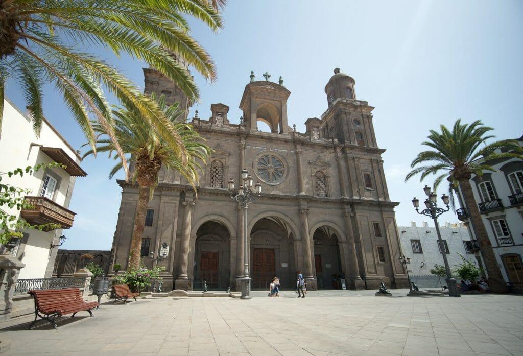 cathédrale de santa ana