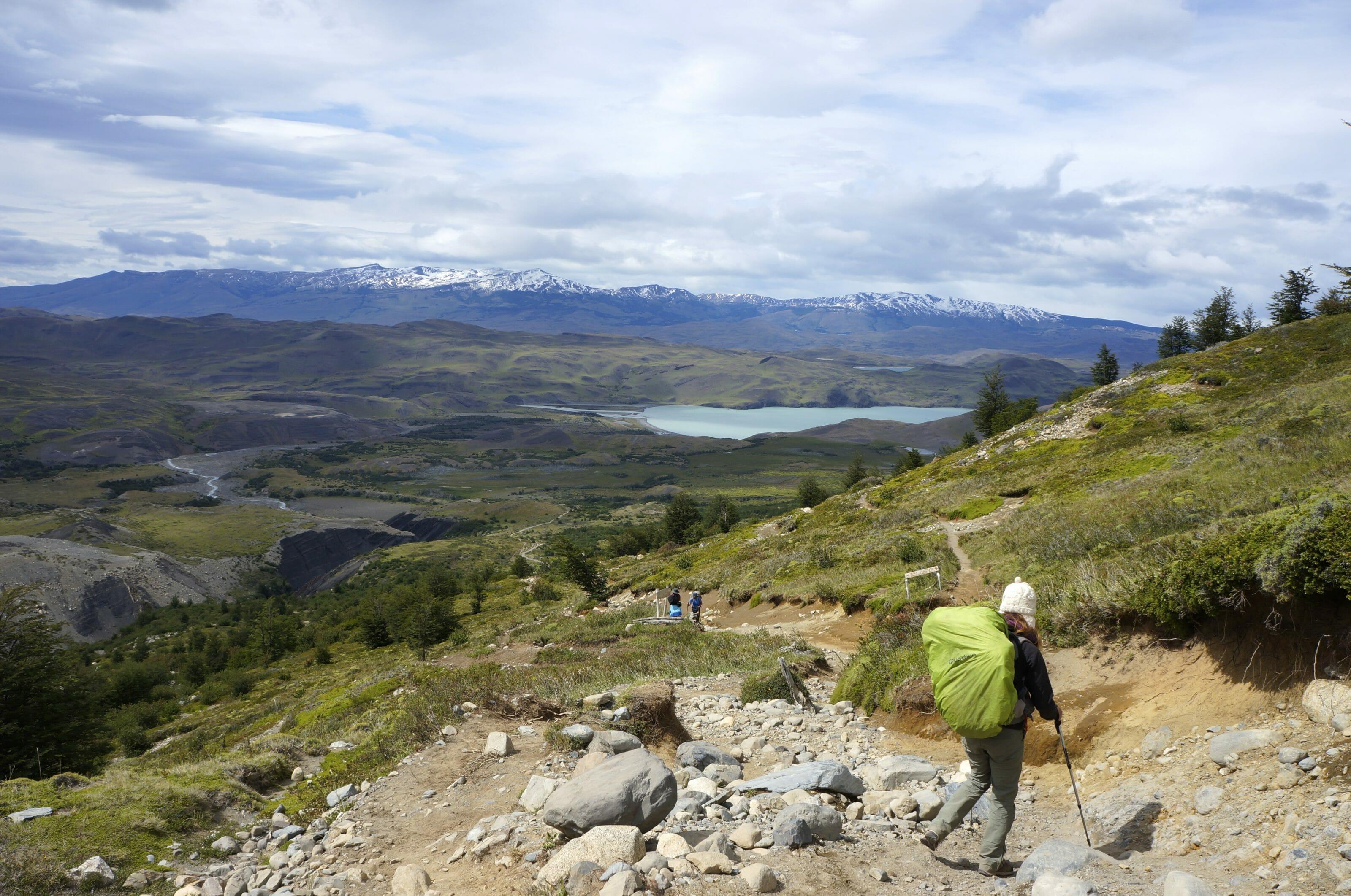 trekking en patagonie chilienne