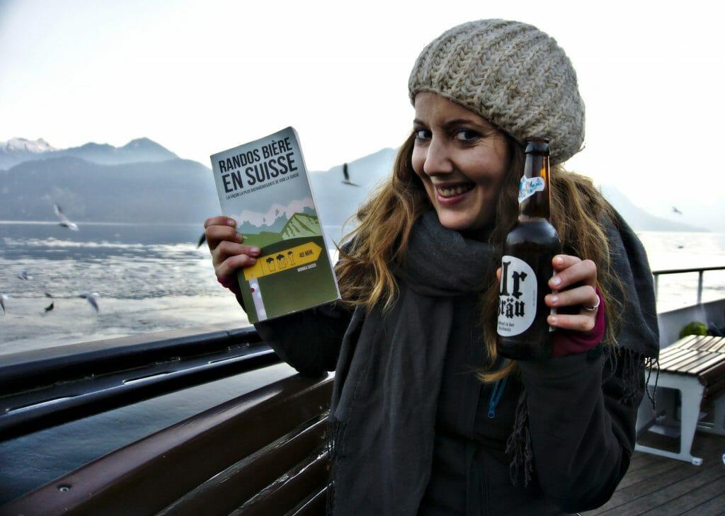 rando bière en suisse
