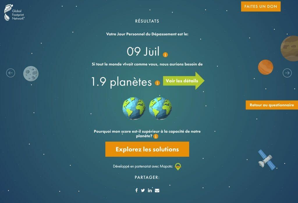 nbr planète bilan carbone novomonde