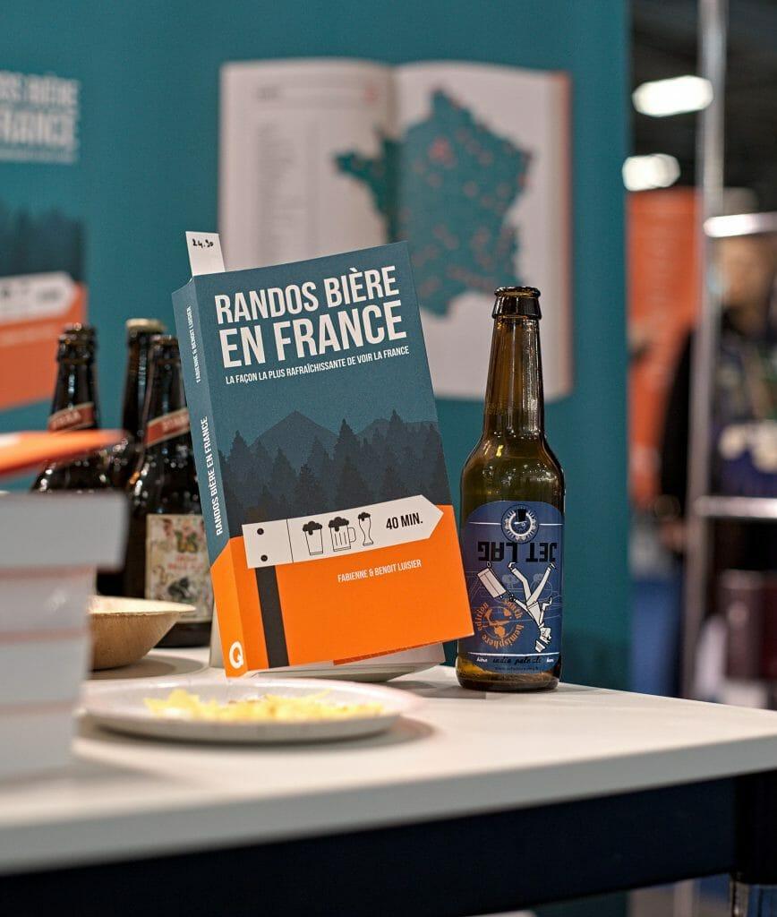 livre randos biere en France