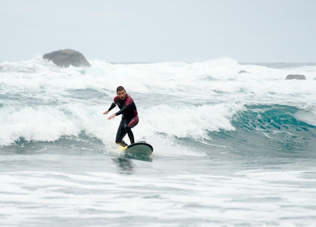 surf à Tenerife