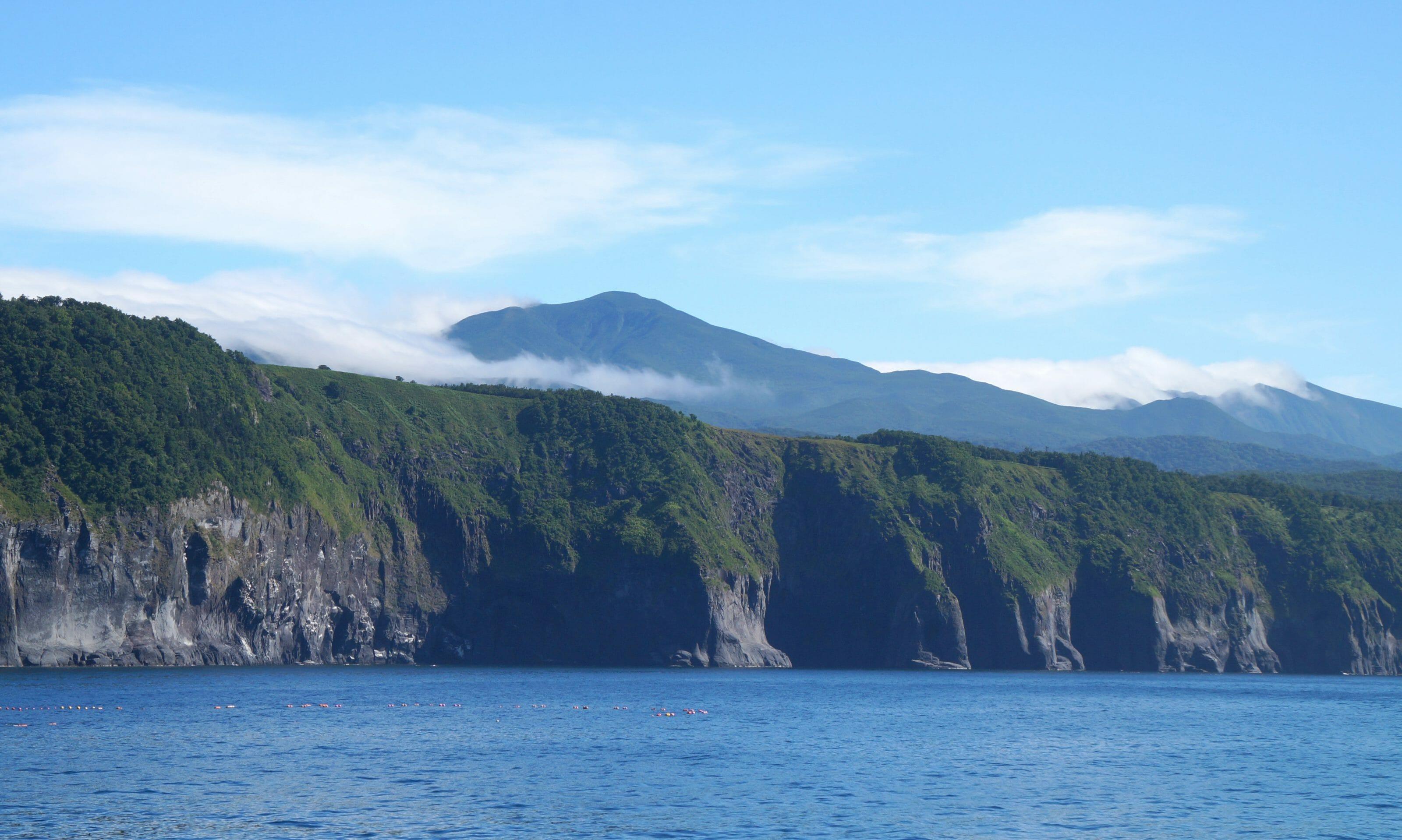 paysage du japon à Hokkaido tour du monde