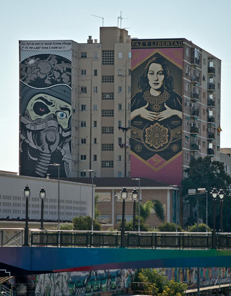 malaga street art soho