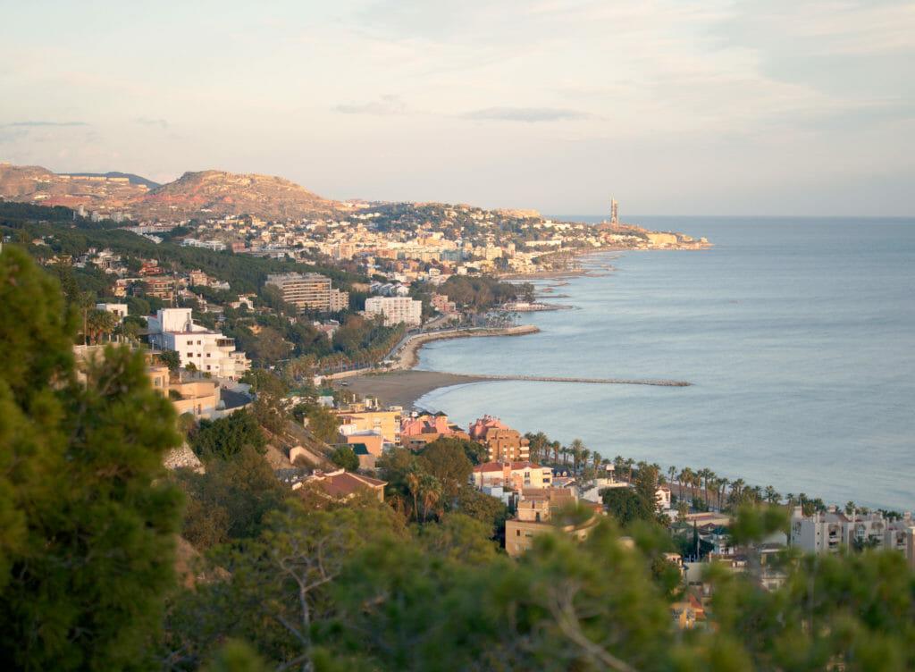 côte de Malaga