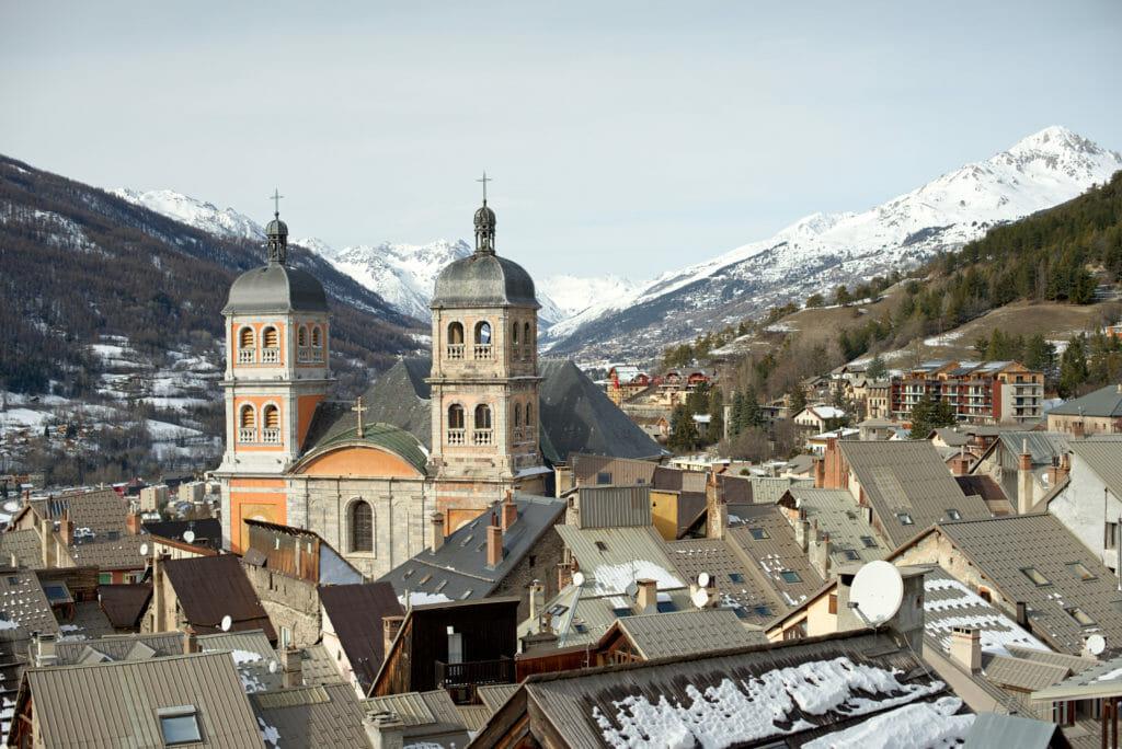 cathédrale de Briançon
