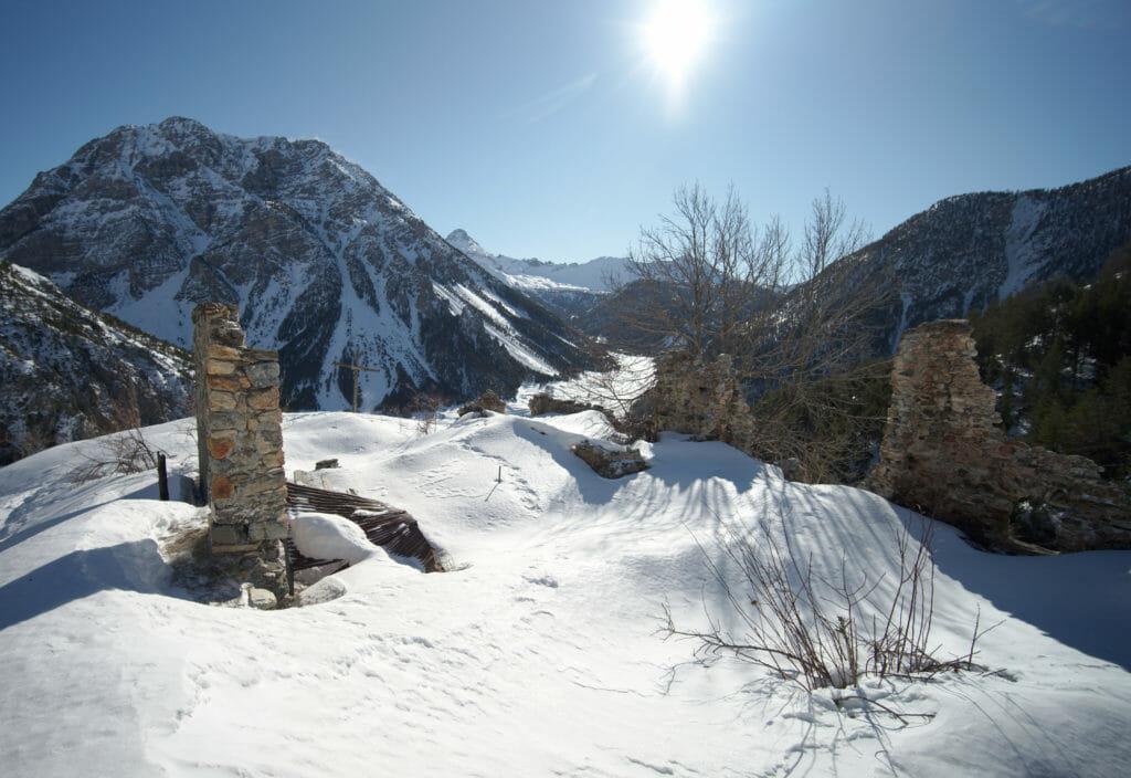 ruines cervières