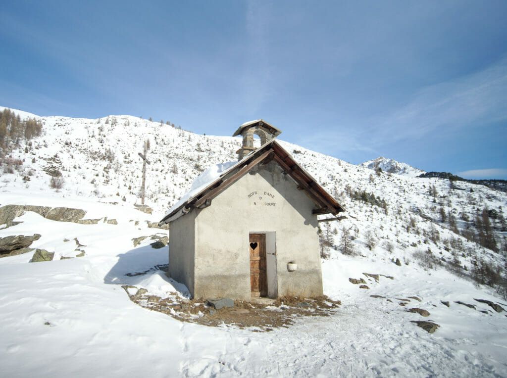 chapelle clarée