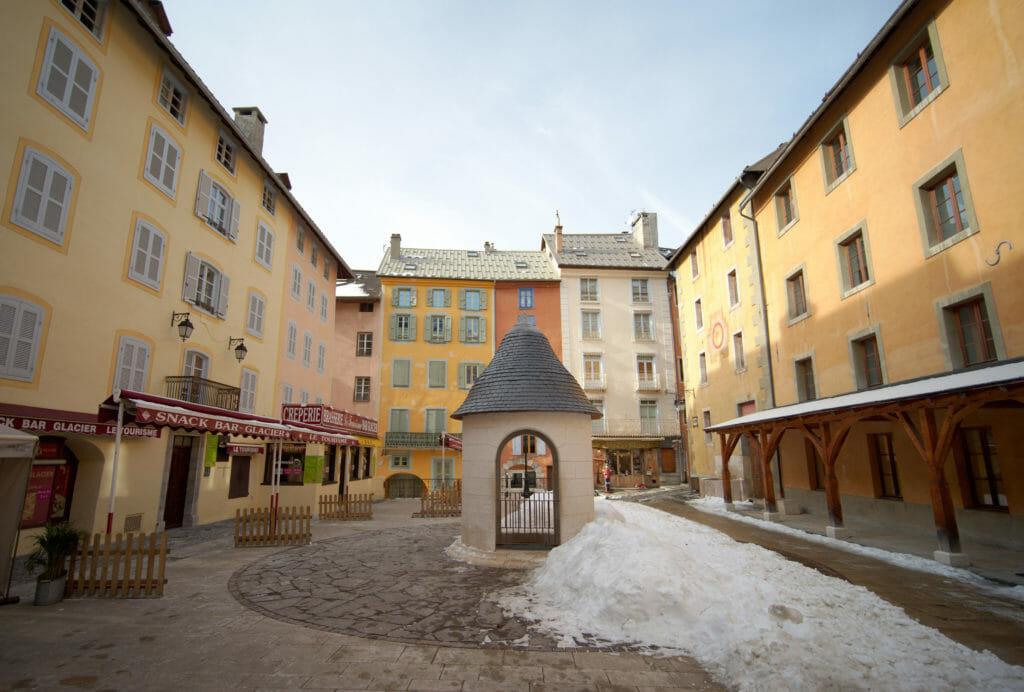 place cité vauban Briançon