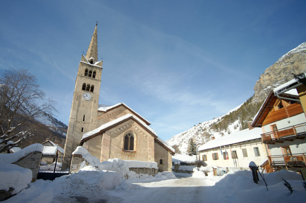 église nevache