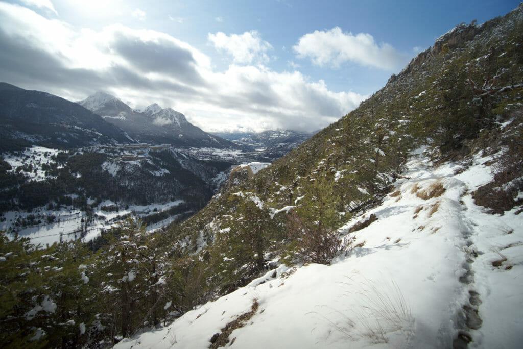 panorama Briancon