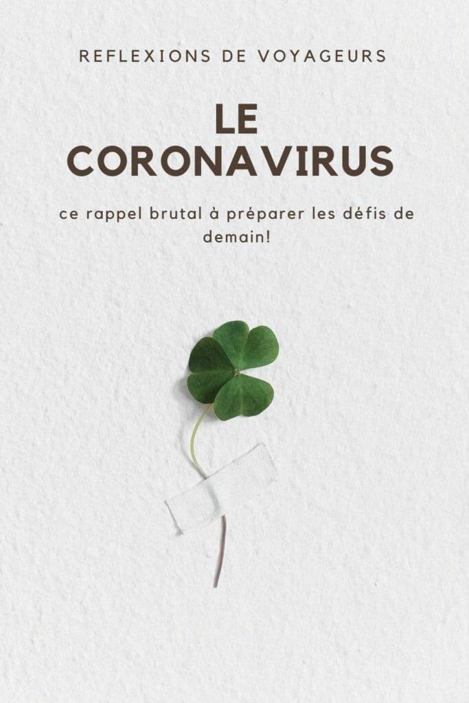 coronavirus reflexion
