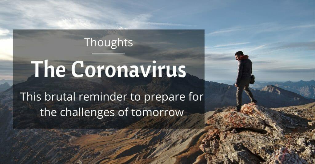 coronavirus-ecology