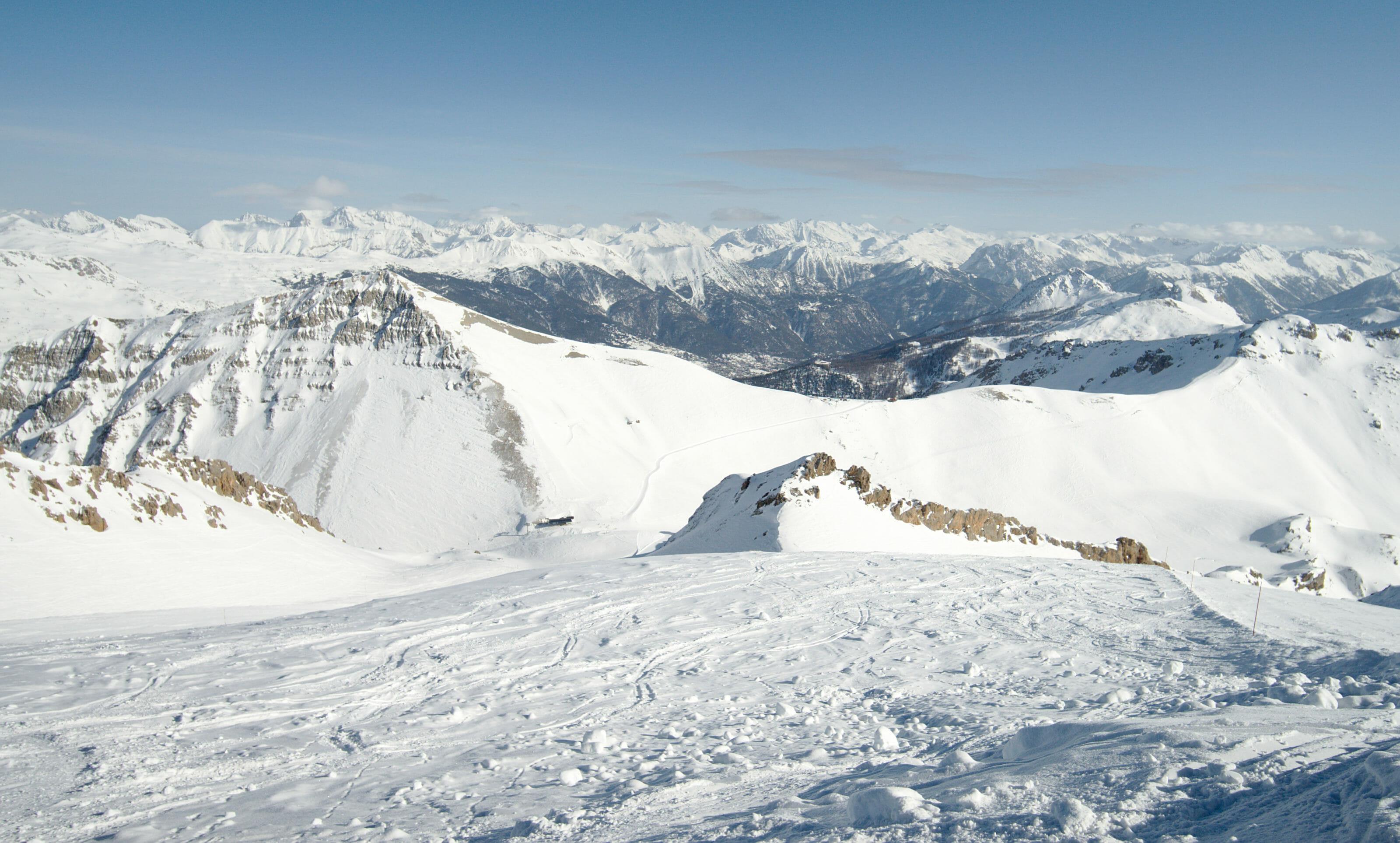 les hautes alpes
