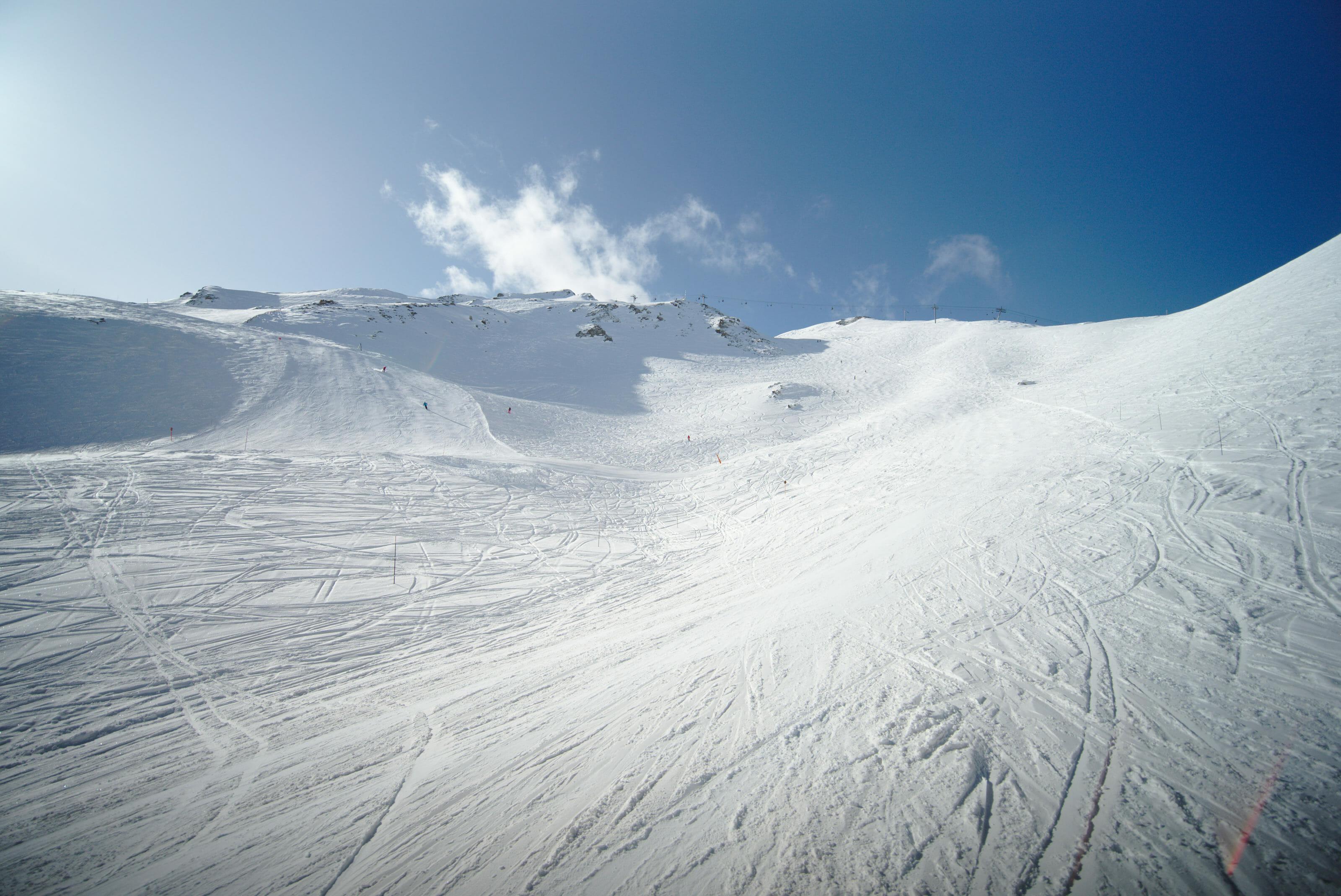 domaine skiable en france