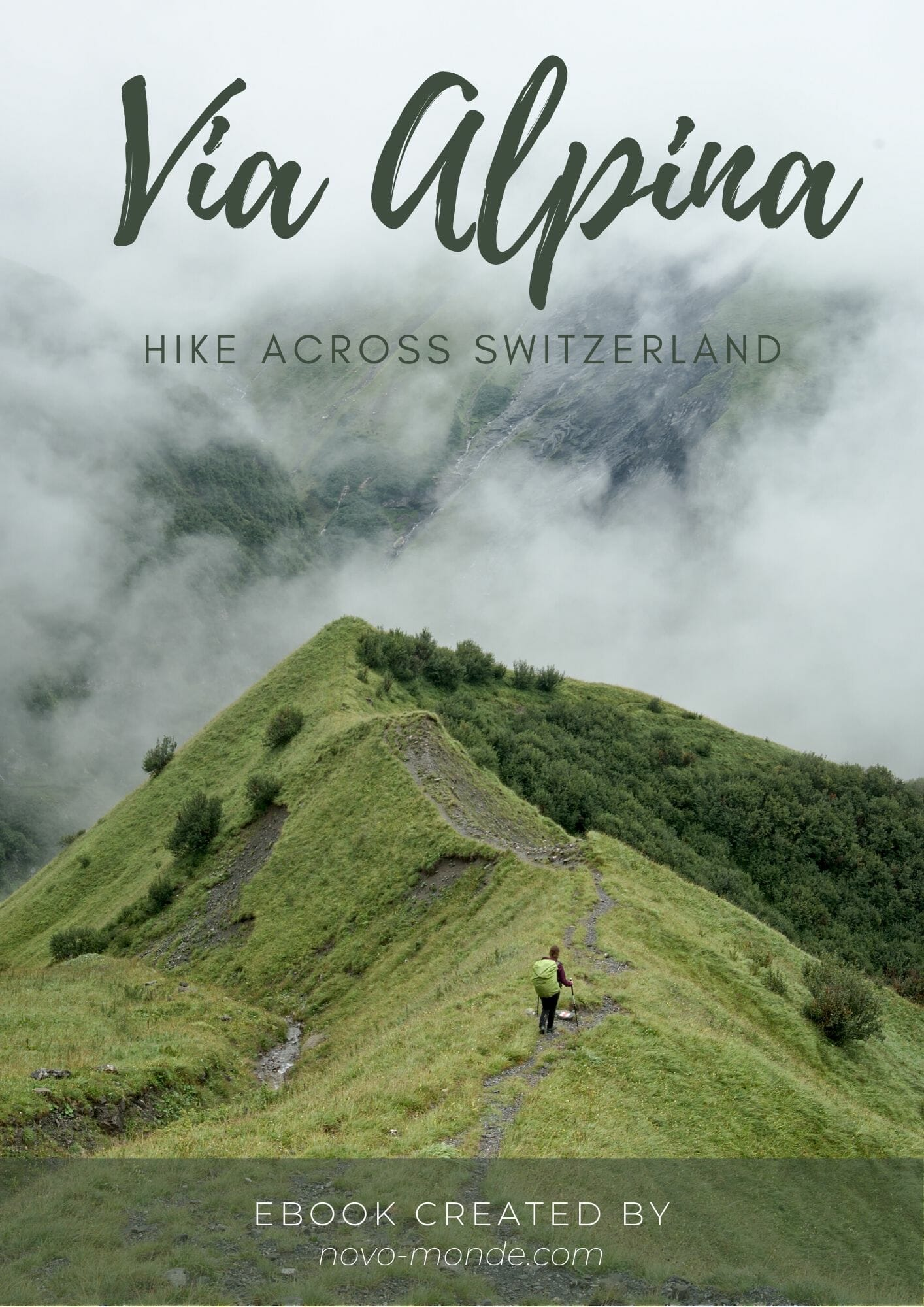 Via Alpina: the complete guide