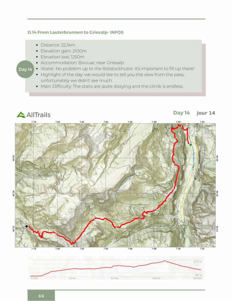 via alpina maps