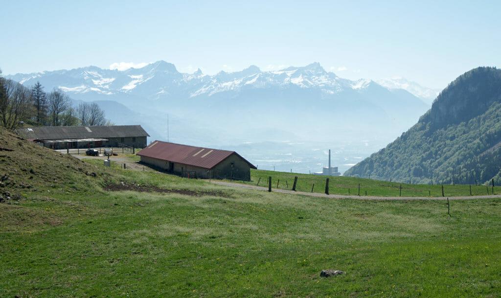 buvette et alpage chalavornaire