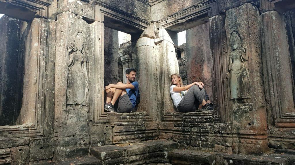 angkor wat tour du monde