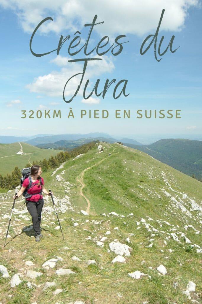 crêtes du Jura - suisse