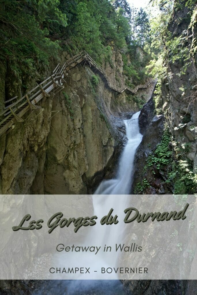 the durnand gorges