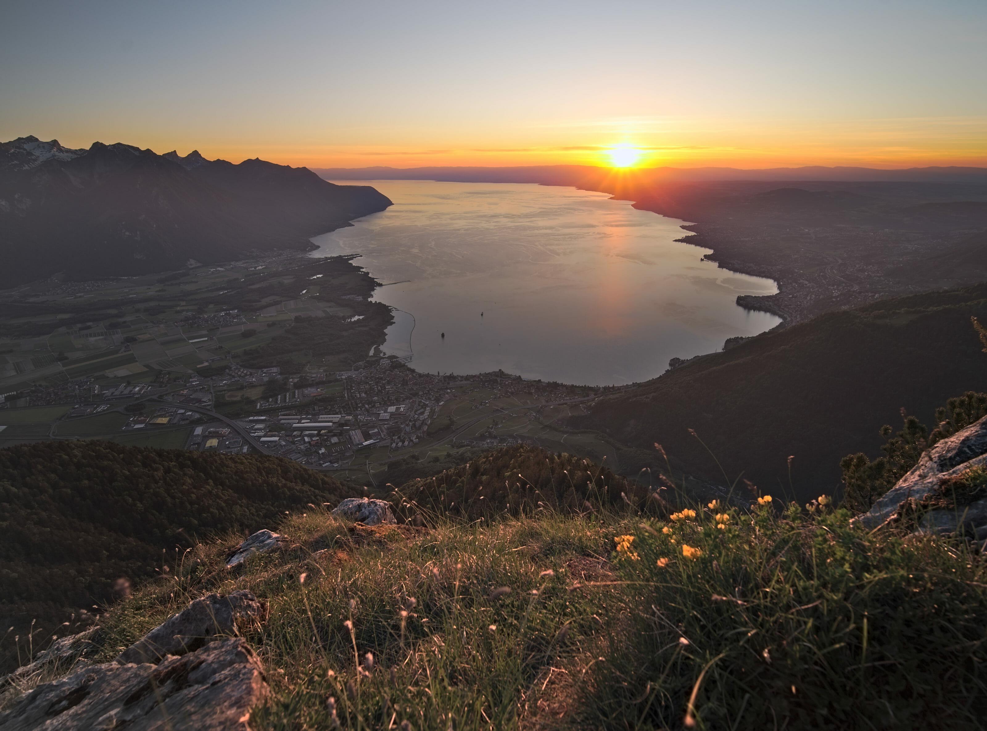 sunset Malatraix