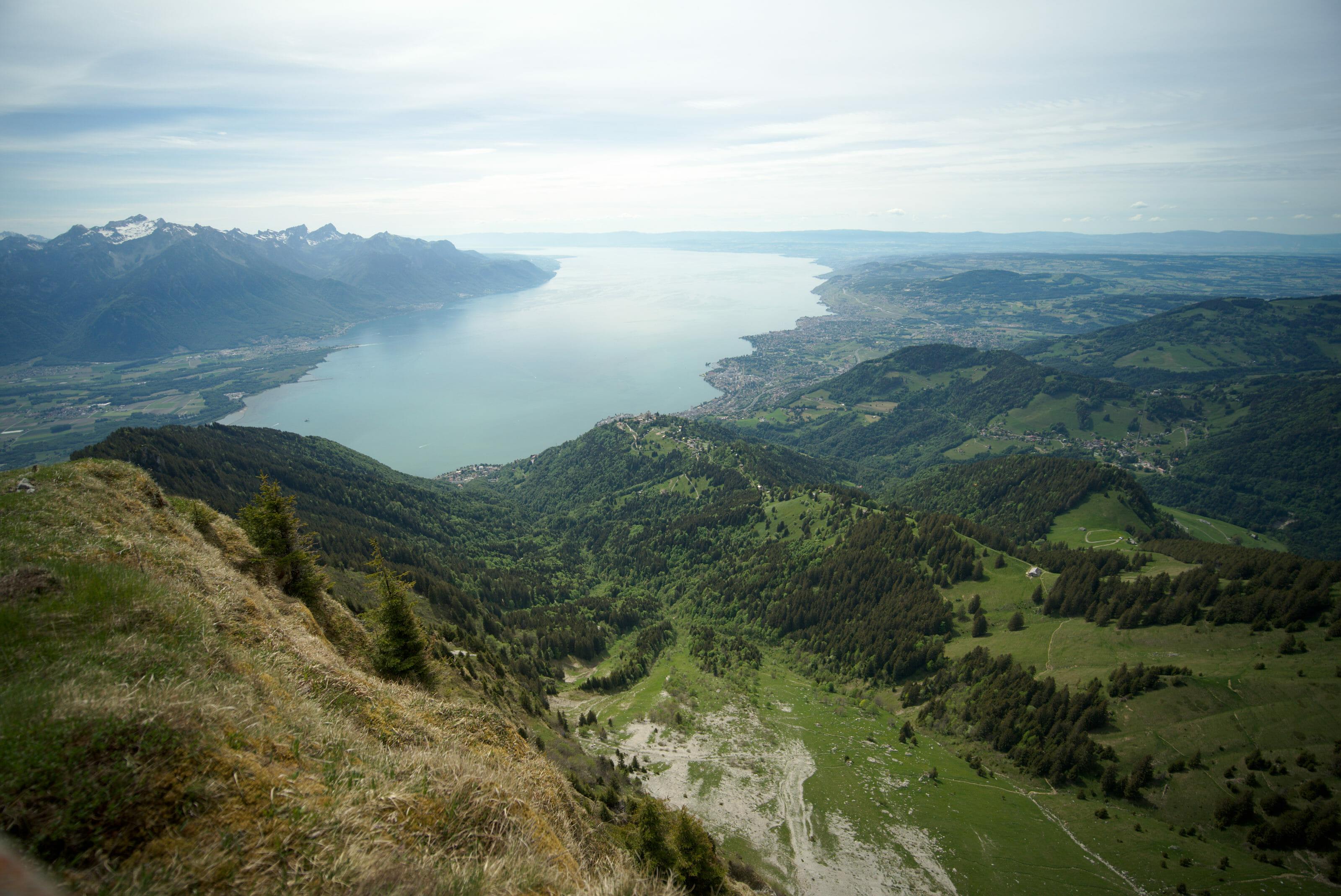 summit rocher-de-naye