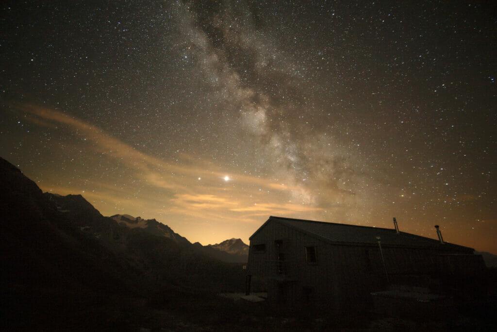 cabane de mille de nuit