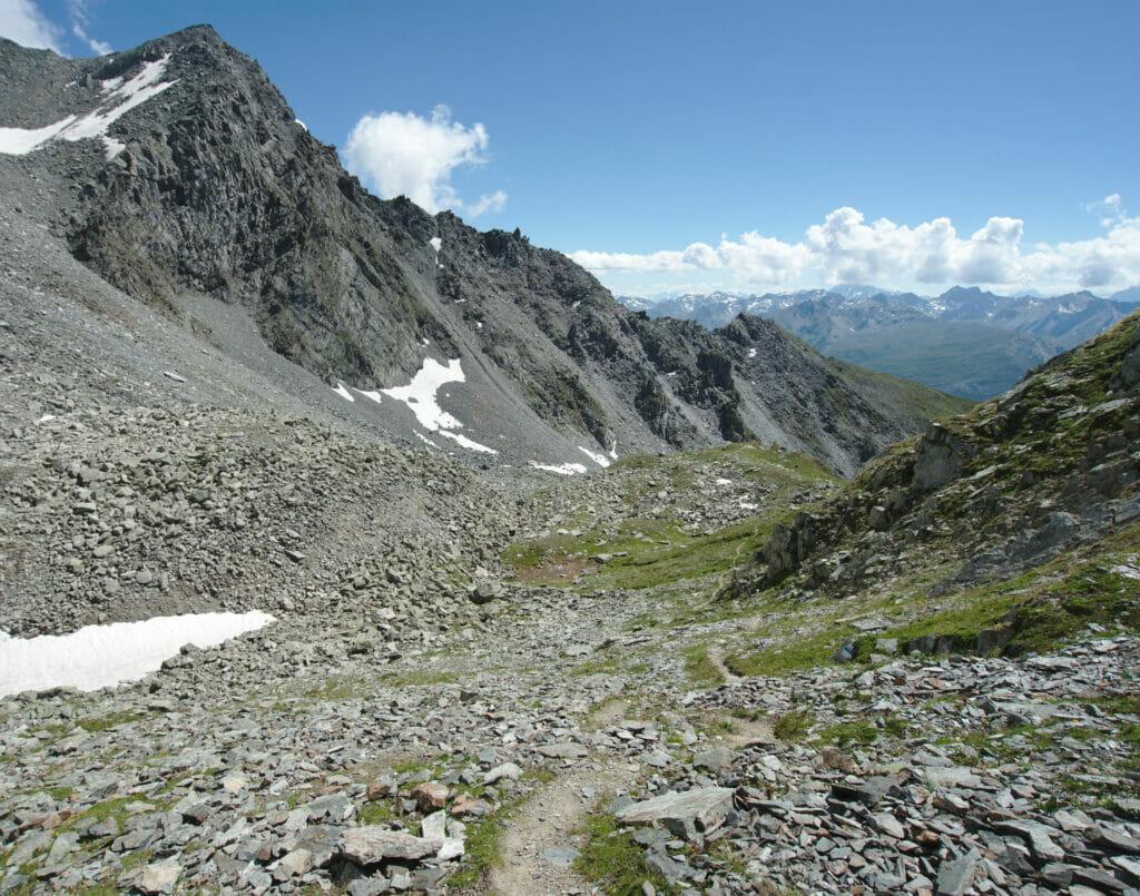 descente du mont rogneux