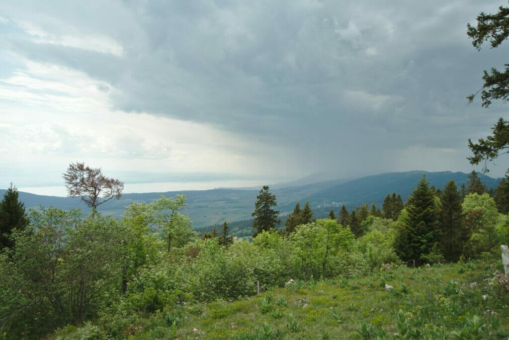 mont amin orage