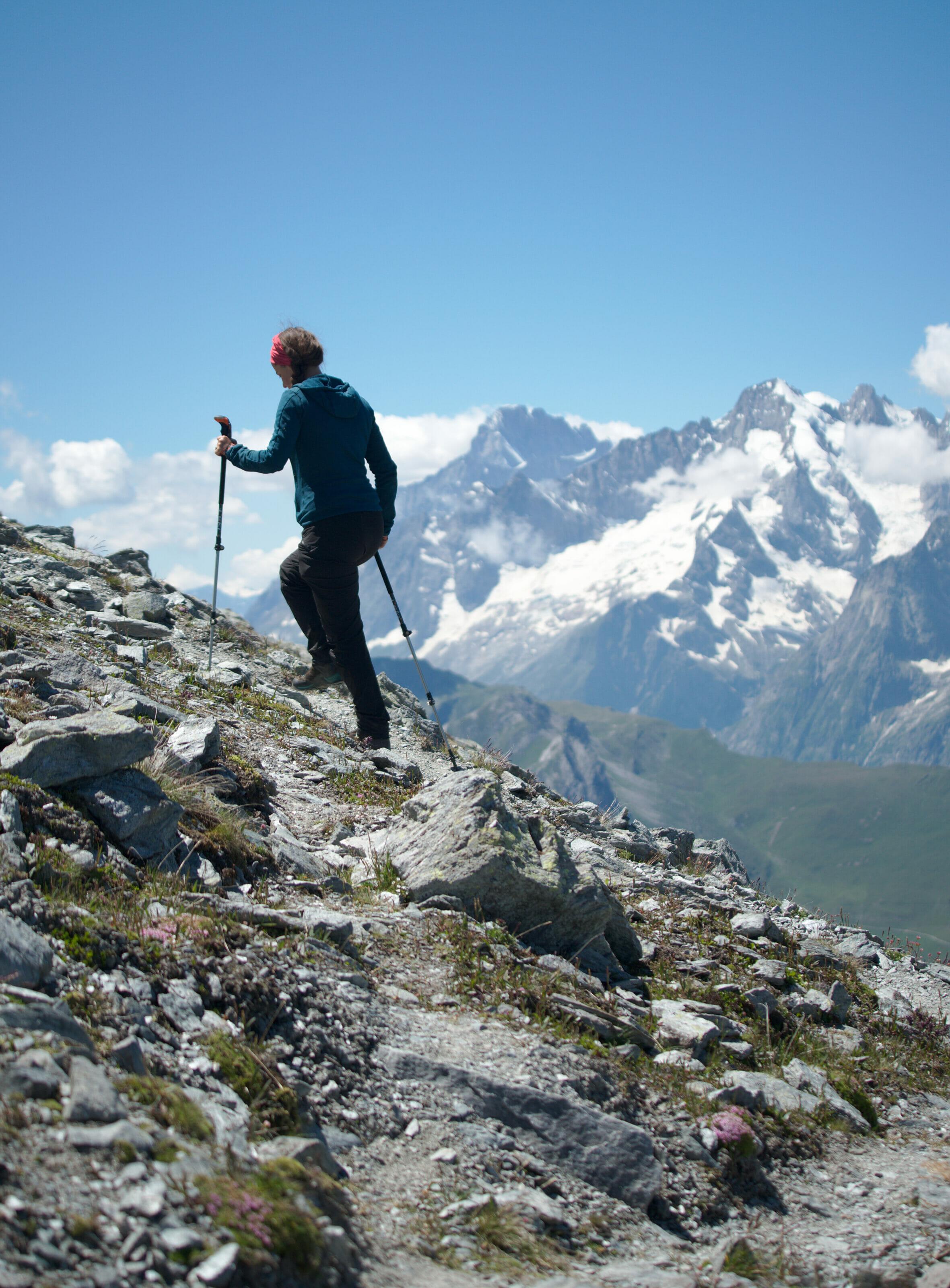 chemin de randonnée suisse