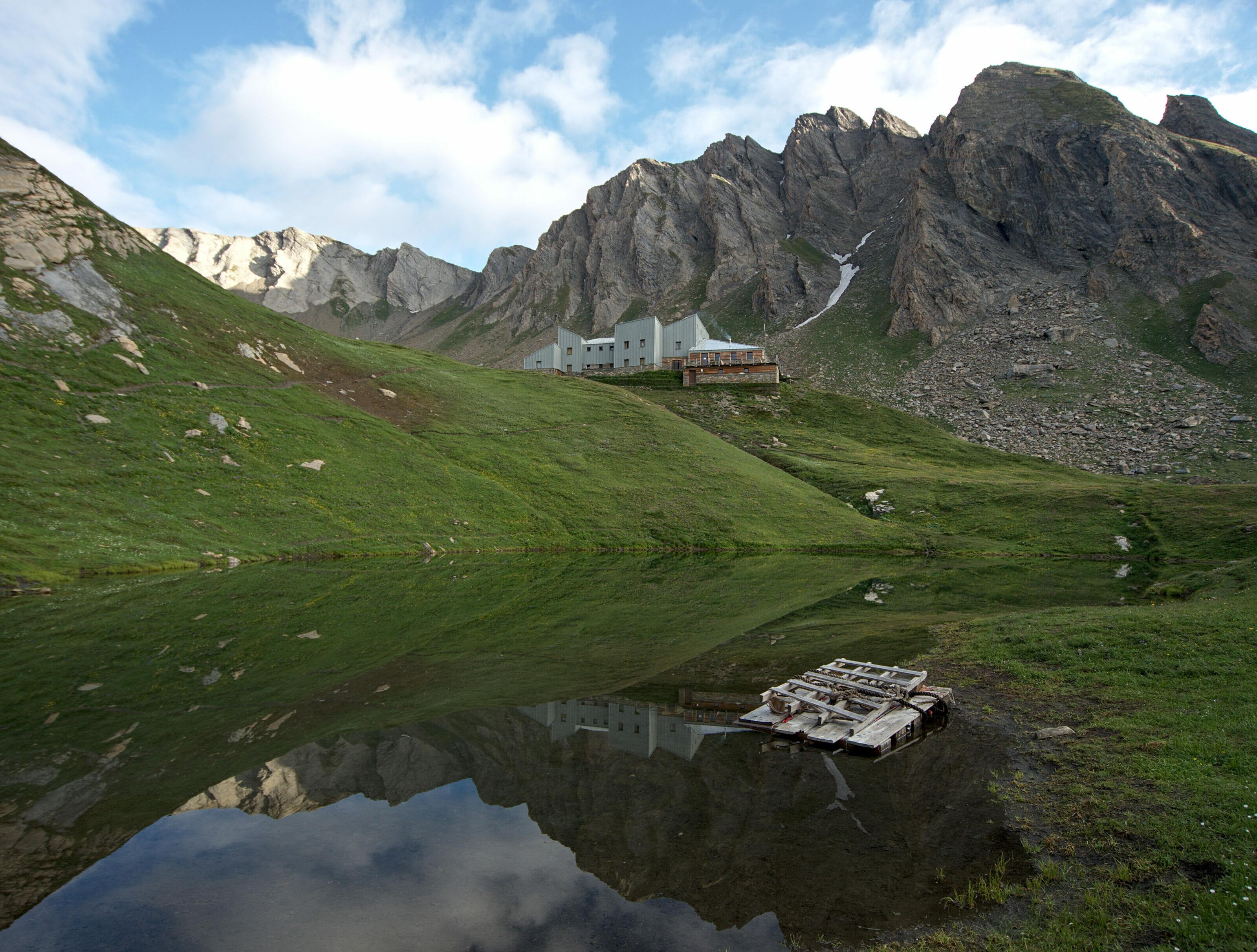 lac et refuge frassati