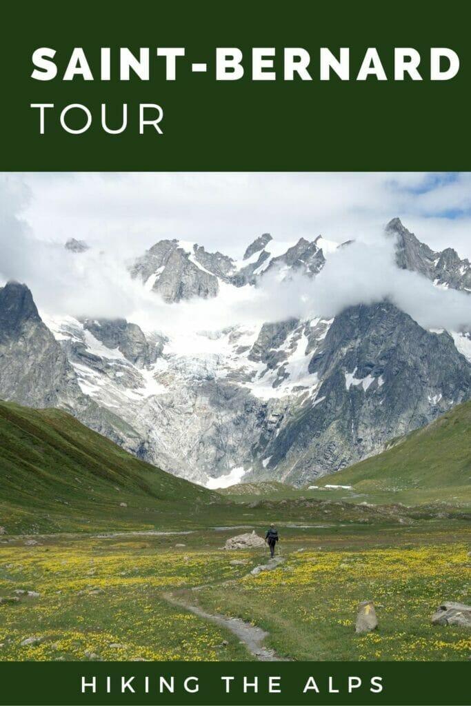 st-bernard tour