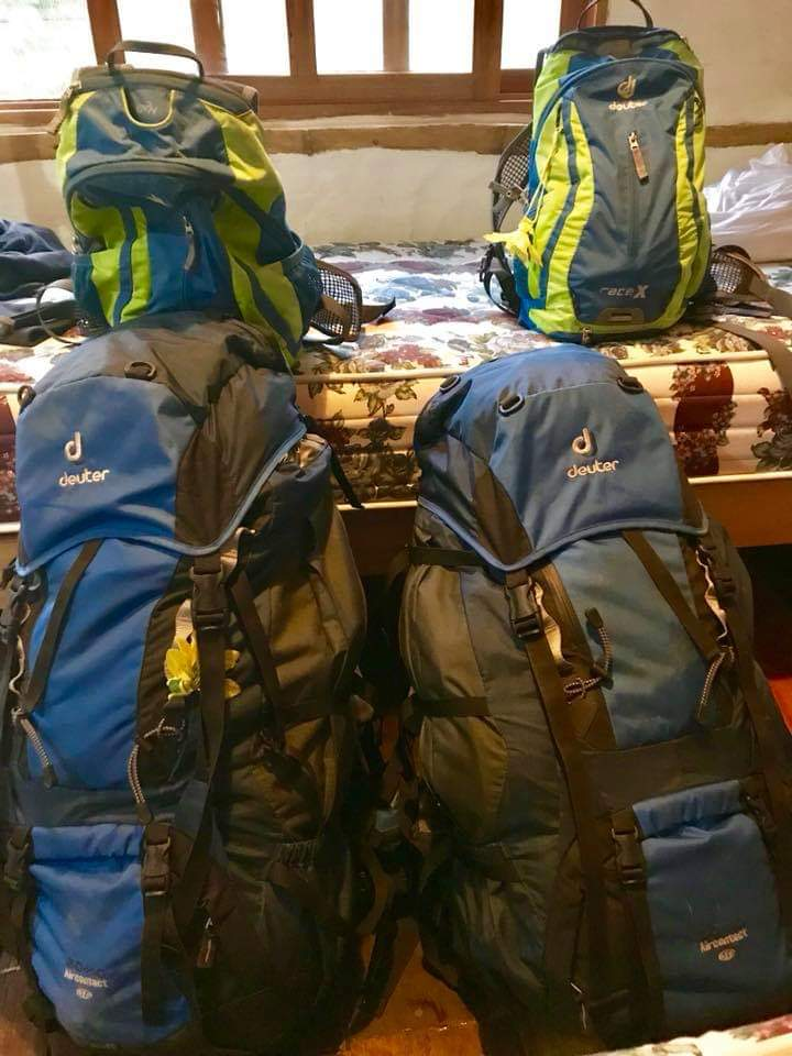 backpack round the world trip