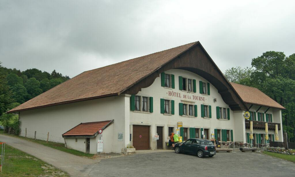 hotel de la Tourne