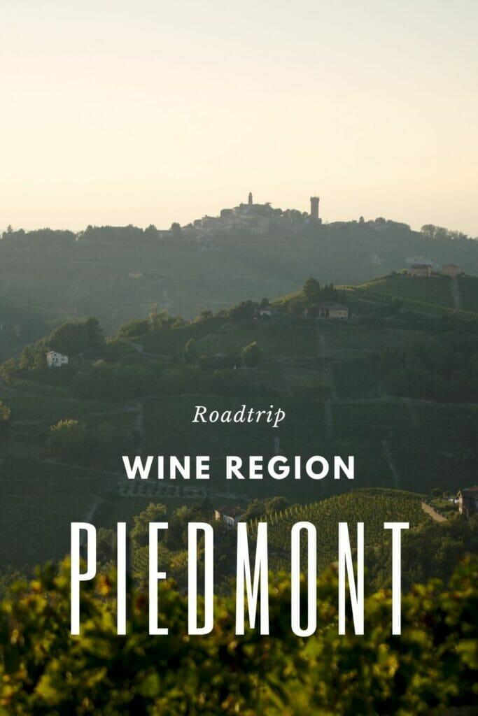 wine region italy