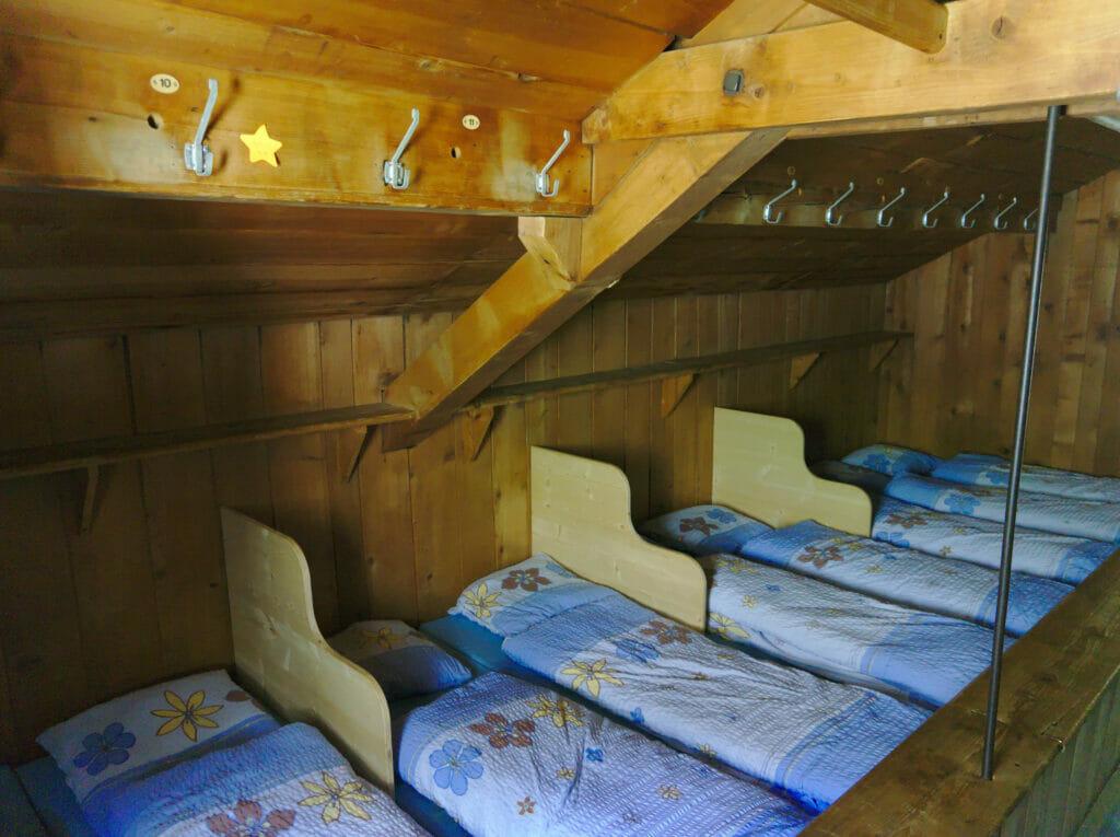dortoir refuge