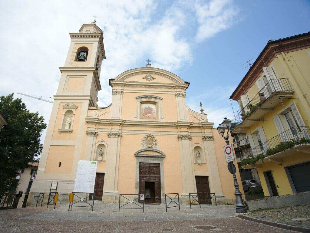 église centre canelli