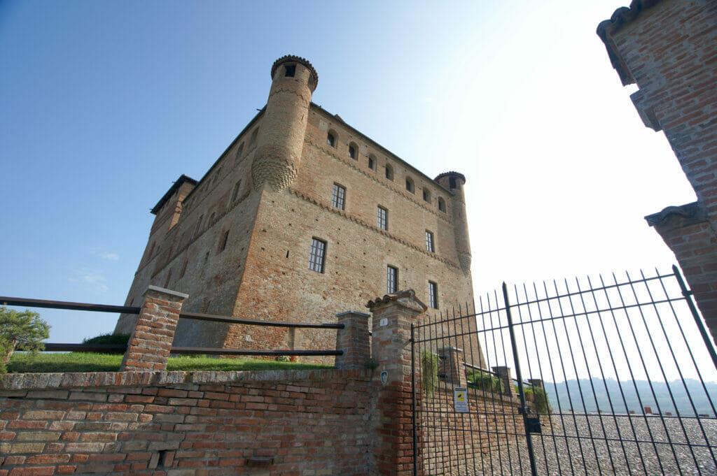 chateau das le piémont