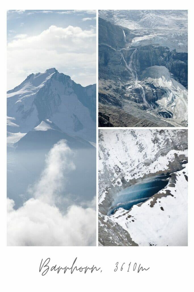 Barrhorn, 3610m