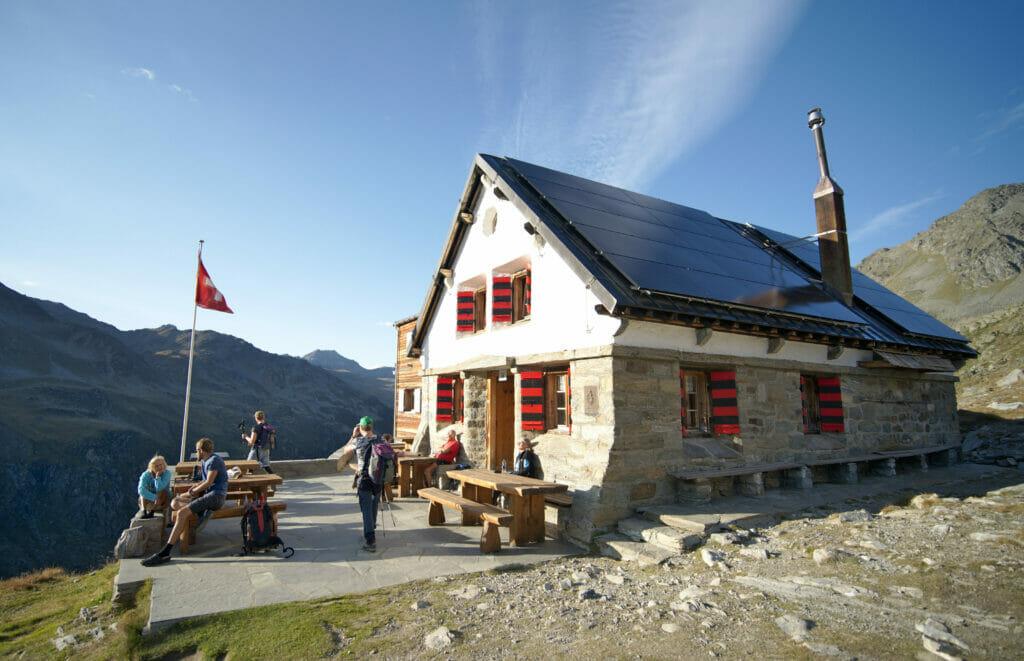 Turtmann Hütte