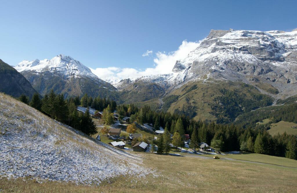 le hameau de Montbas