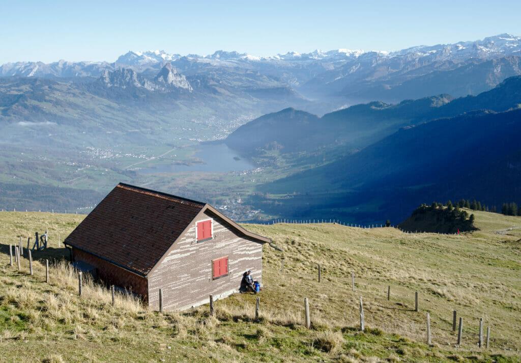 chalet suisse rigi