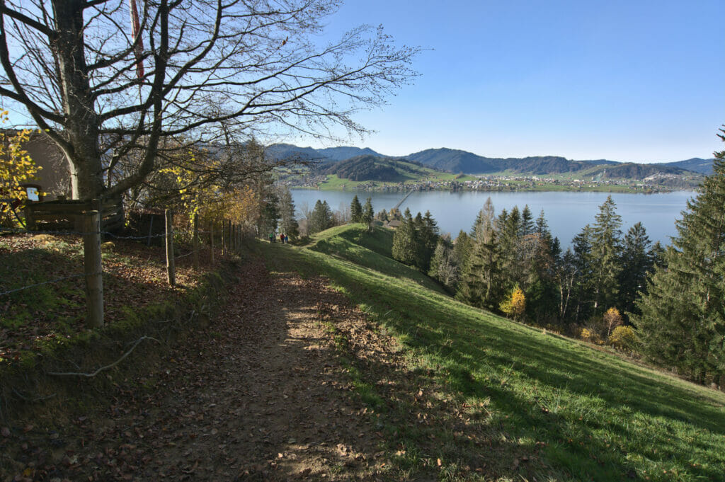 balade en suisse centrale