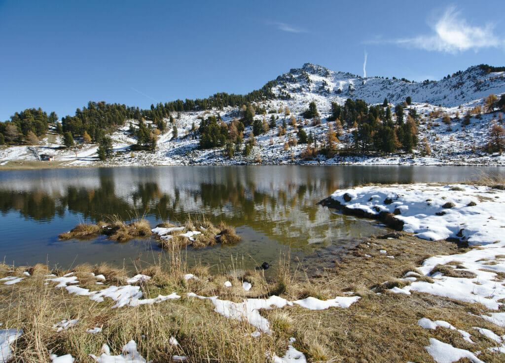 lac noir, tracouet